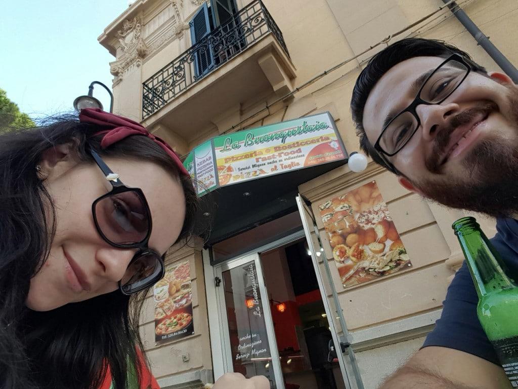 La Buonqustaia Pizza / Reggio Calabria - Italy