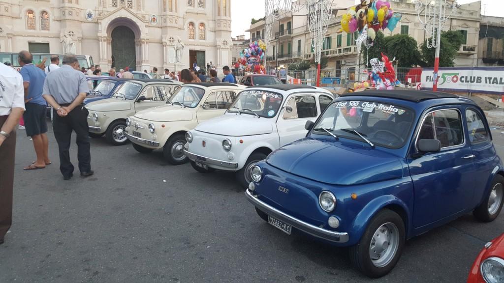 Fiat 500 Festival / Reggio Calabria - Italy
