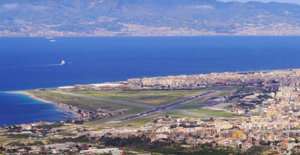Reggio Calabria Airport - Italy